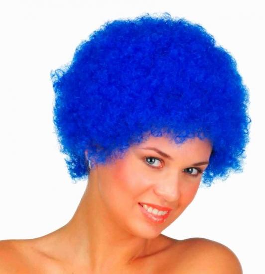 Mavi Ufak Bonus Sentetik Peruk-RK1194-BLUE