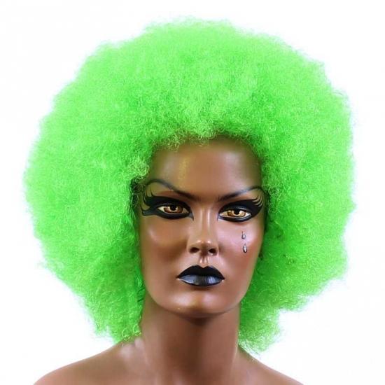 Yeşil Bonus Sentetik Peruk-RK2229-GREEN