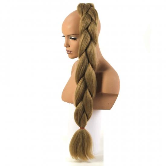 MISS HAIR BRAID / 24 - Zenci Örgüsü Saçı, Afrika Örgüsü Malzemesi,Rasta,Topuz Saçı