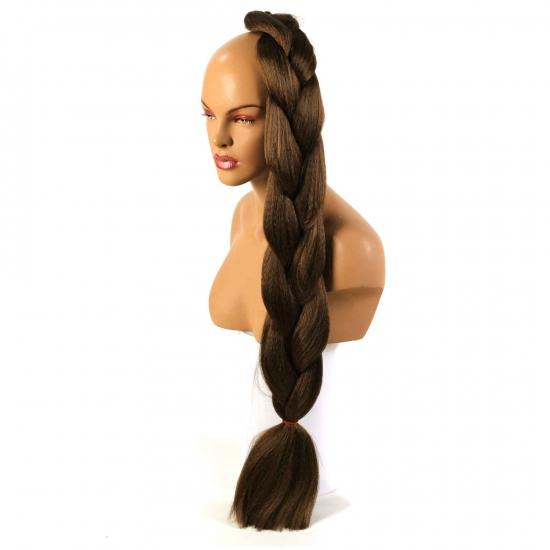 MISS HAIR BRAID - 12 - Zenci Örgüsü Saçı, Afrika Örgüsü Malzemesi,Rasta,Topuz Saçı