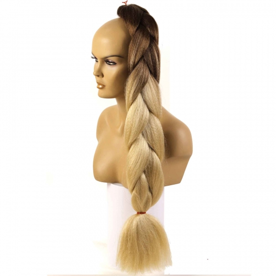 MISS HAIR BRAID - T12/613B - Zenci Örgüsü Saçı, Afrika Örgüsü Malzemesi,Rasta,Topuz Saçı