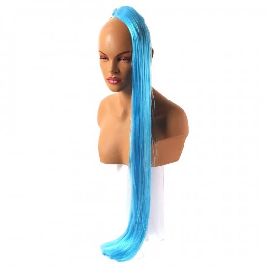 MISS HAIR İ FIBER BRAID - 09 - Zenci Örgüsü Saçı, Afrika Örgüsü Malzemesi,Rasta,Topuz Saçı
