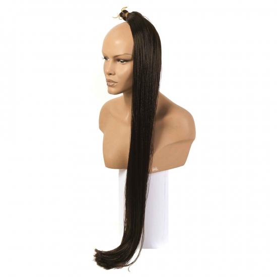 MISS HAIR İ FIBER BRAID - 612 - Zenci Örgüsü Saçı, Afrika Örgüsü Malzemesi,Rasta,Topuz Saçı