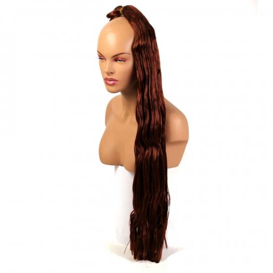 MISS HAIR K FIBER BRAID - 35 A - Zenci Örgüsü Saçı, Afrika Örgüsü Malzemesi,Rasta,Topuz Saçı