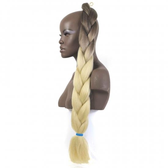 MISS HAIR BRAID - T18B / 613 - Zenci Afrika Örgüsü,Rasta,Topuz Saçı