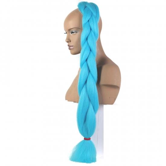 MISS HAIR BRAID - 1 / 17 - Zenci Örgüsü Saçı, Afrika Örgüsü Malzemesi,Rasta,Topuz Saçı