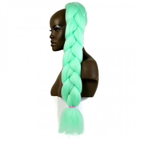 MISS HAIR BRAID - 1 / 25 - Zenci Örgüsü Saçı, Afrika Örgüsü Malzemesi,Rasta,Topuz Saçı