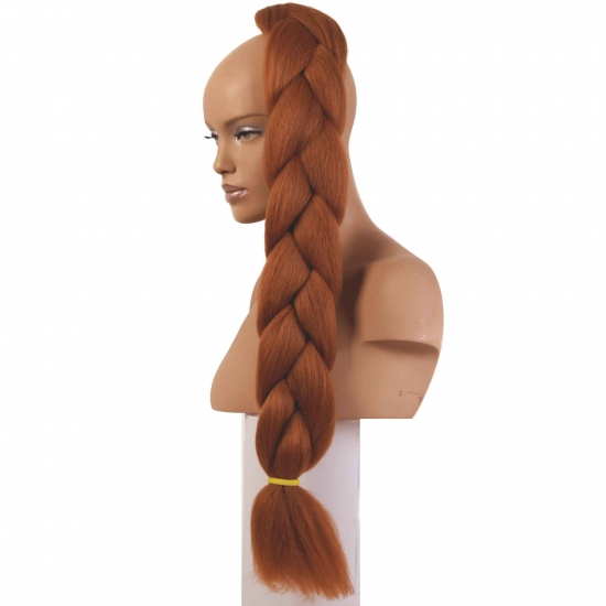 MISS HAIR BRAID - 36 - Zenci Örgüsü Saçı, Afrika Örgüsü Malzemesi,Rasta,Topuz Saçı