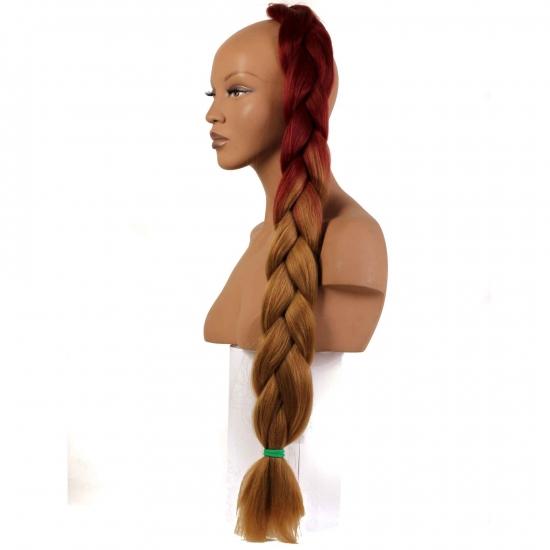 MISS HAIR BRAID - 2 / 33 - Zenci Örgüsü Saçı, Afrika Örgüsü Malzemesi,Rasta,Topuz Saçı