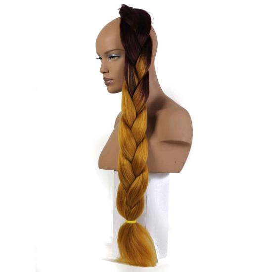 MISS HAIR BRAID - 2 / 34 - Zenci Örgüsü Saçı, Afrika Örgüsü Malzemesi,Rasta,Topuz Saçı