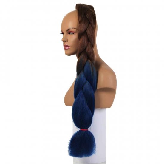 MISS HAIR BRAID - 2 / 38 - Zenci Örgüsü Saçı, Afrika Örgüsü Malzemesi,Rasta,Topuz Saçı
