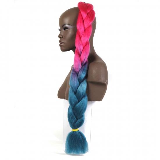 MISS HAIR BRAID - 2 / 48 - Zenci Örgüsü Saçı, Afrika Örgüsü Malzemesi,Rasta,Topuz Saçı