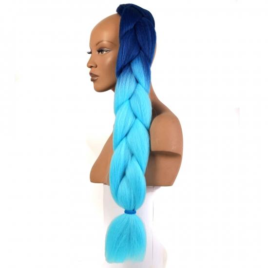 MISS HAIR BRAID - 2 / 50 - Zenci Örgüsü Saçı, Afrika Örgüsü Malzemesi,Rasta,Topuz Saçı