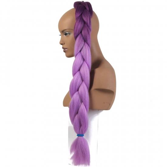 MISS HAIR BRAID - 2 / 51 - Zenci Örgüsü Saçı, Afrika Örgüsü Malzemesi,Rasta,Topuz Saçı