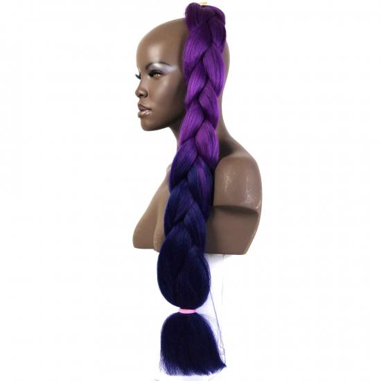 MISS HAIR BRAID - 2 / 54 - Zenci Örgüsü Saçı, Afrika Örgüsü Malzemesi,Rasta,Topuz Saçı