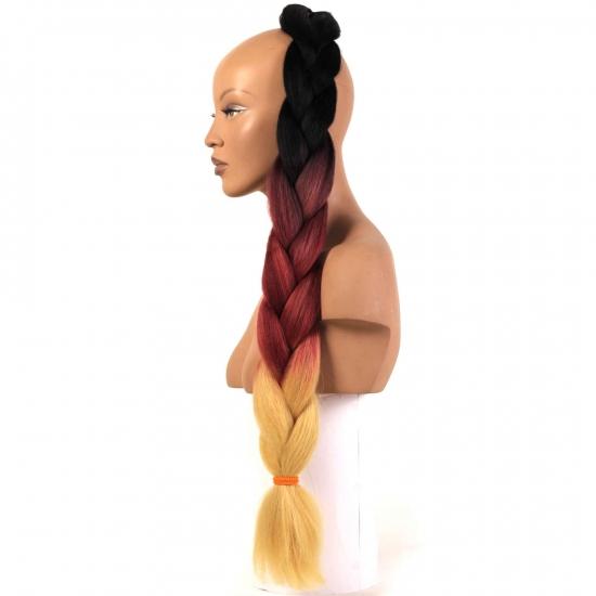 MISS HAIR BRAID - 3 / 13 - Zenci Örgüsü Saçı, Afrika Örgüsü Malzemesi,Rasta,Topuz Saçı