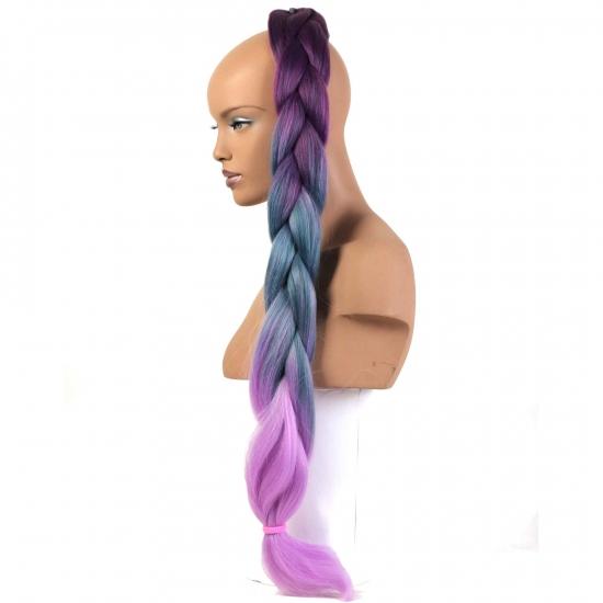 MISS HAIR BRAID - 3 / 29 - Zenci Örgüsü Saçı, Afrika Örgüsü Malzemesi,Rasta,Topuz Saçı