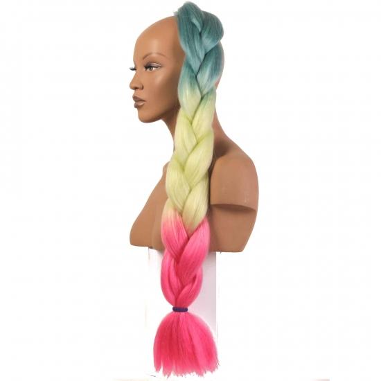MISS HAIR BRAID - 3 / 32 - Zenci Örgüsü Saçı, Afrika Örgüsü Malzemesi,Rasta,Topuz Saçı