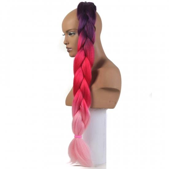 MISS HAIR BRAID - 3 / 34 - Zenci Örgüsü Saçı, Afrika Örgüsü Malzemesi,Rasta,Topuz Saçı