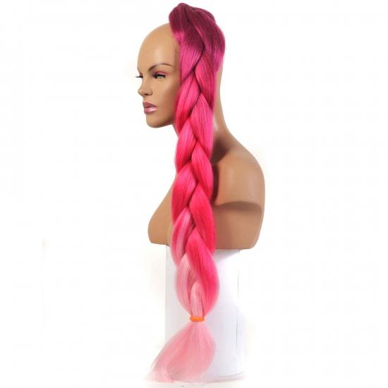MISS HAIR BRAID - 3 / 35 - Zenci Örgüsü Saçı, Afrika Örgüsü Malzemesi,Rasta,Topuz Saçı