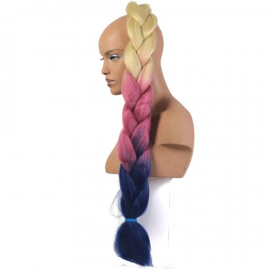MISS HAIR BRAID - 3 / 38 - Zenci Örgüsü Saçı, Afrika Örgüsü Malzemesi,Rasta,Topuz Saçı