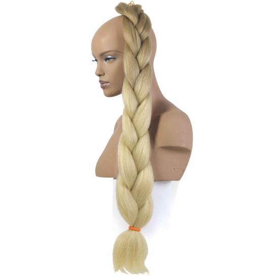 MISS HAIR BRAID - T24 / 613 - Zenci Örgüsü Saçı, Afrika Örgüsü Malzemesi,Rasta,Topuz Saçı