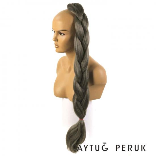 MISS HAIR BRAID - 171 - Zenci Örgüsü Saçı, Afrika Örgüsü Malzemesi,Rasta,Topuz Saçı