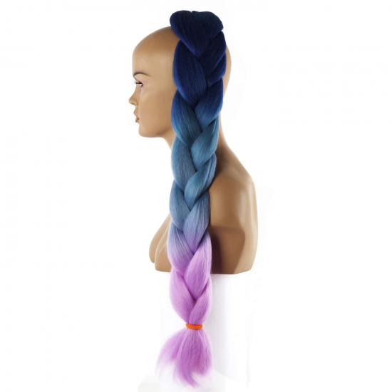 MISS HAIR BRAID - 3 / 30# - Zenci Örgüsü Saçı, Afrika Örgüsü Malzemesi,Rasta,Topuz Saçı