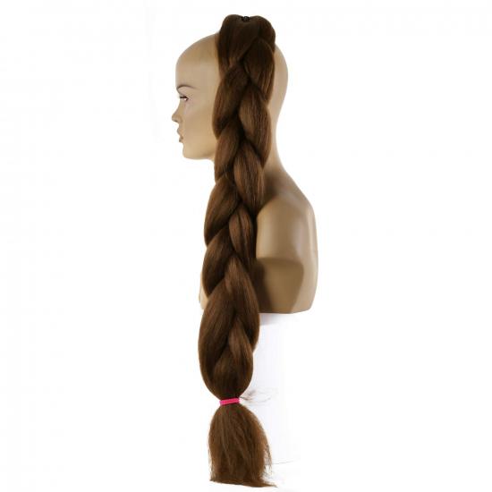 MISS HAIR BRAID - 6 - Zenci Örgüsü Saçı, Afrika Örgüsü Malzemesi,Rasta,Topuz Saçı
