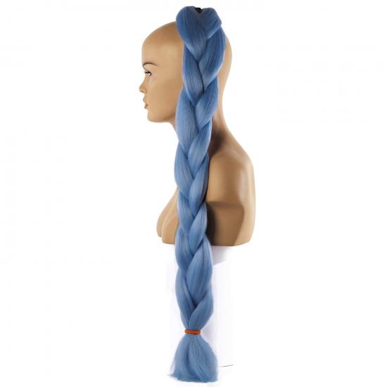 MISS HAIR BRAID - TF4020 - Zenci Örgüsü Saçı, Afrika Örgüsü Malzemesi,Rasta,Topuz Saçı