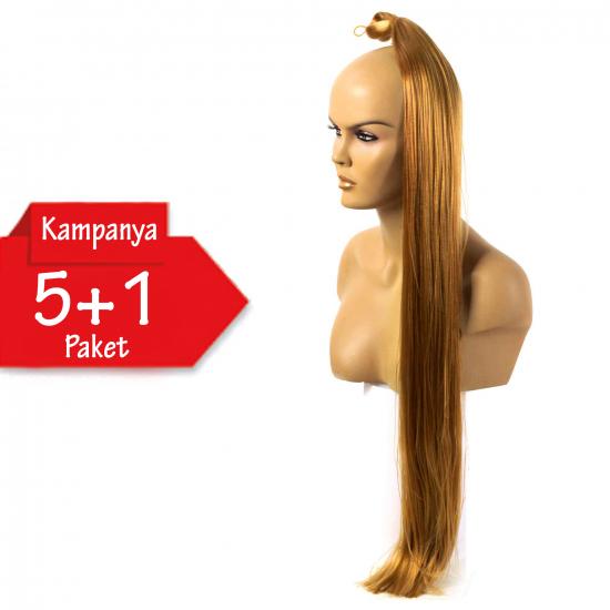 5 + 1 - MISS HAIR İ FIBER BRAID - 368 - Zenci Örgüsü Saçı, Afrika Örgüsü Malzemesi,Rasta,Topuz Saçı
