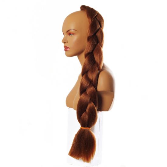 MISS HAIR BRAID - 30- Zenci Örgüsü Saçı, Afrika Örgüsü Malzemesi,Rasta,Topuz Saçı