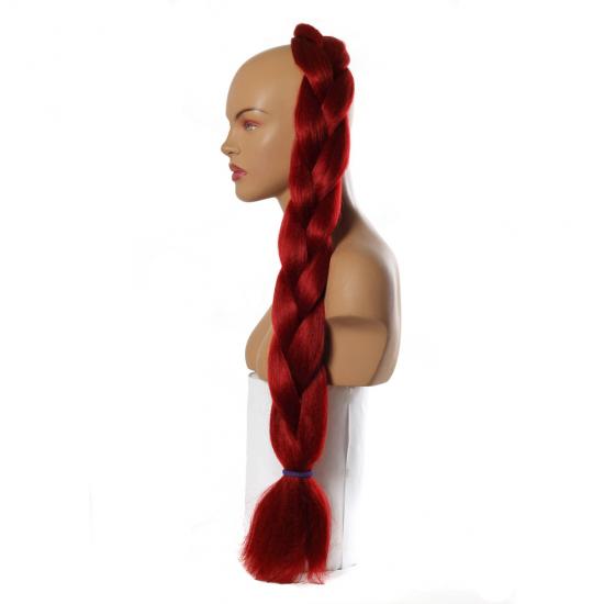 MISS HAIR BRAID - T130M- Zenci Örgüsü Saçı, Afrika Örgüsü Malzemesi,Rasta,Topuz Saçı