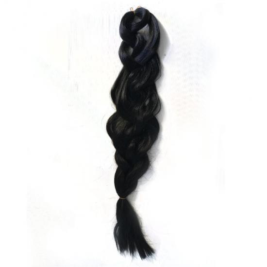 NUM - MISS HAIR BRAID - Zenci Örgüsü Saçı, Afrika Örgüsü Malzemesi,Rasta,Topuz Saçı